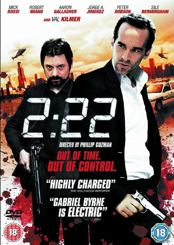 2:22 [ DVD 2008]  NEW N SEALED